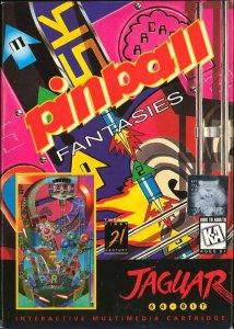 Pinball Fantasies per Atari Jaguar