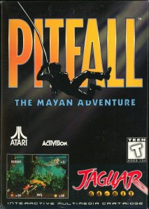 Pitfall: The Mayan Adventure per Atari Jaguar