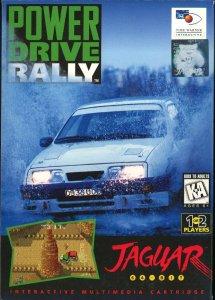 Power Drive Rally per Atari Jaguar