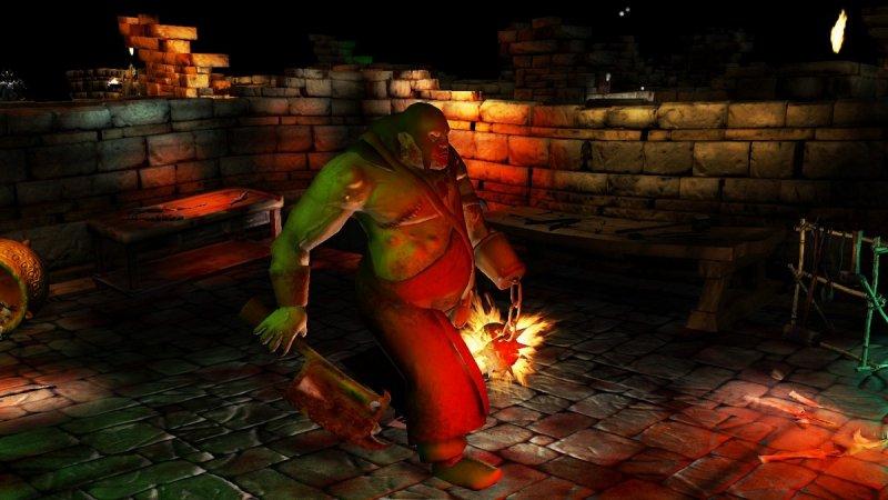 Disponibile su Multiplayer.it la demo di Dungeons