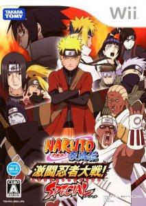 Naruto Shippuden: Gekitou Ninja Taisen Special per Nintendo Wii