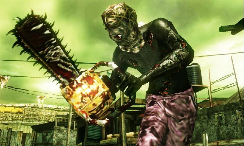 Resident Evil: The Mercenaries 3D conterrà la demo di Revelations