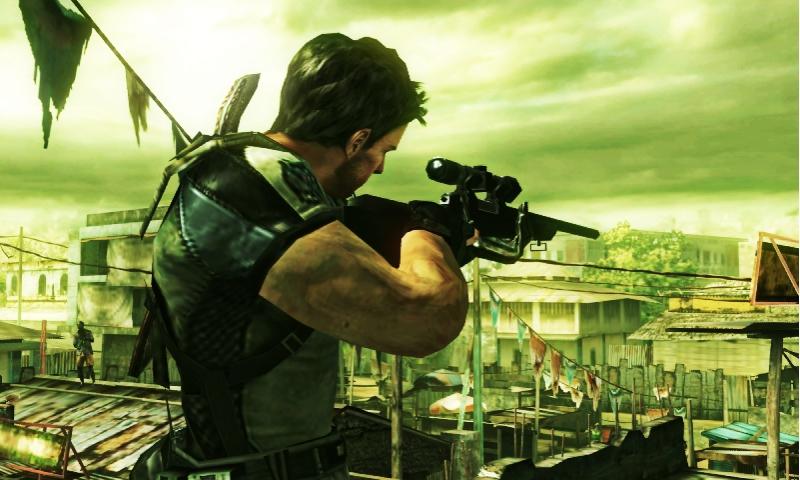 Data giapponese per Resident Evil: The Mercenaries 3D