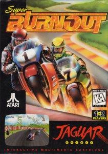 Super Burnout per Atari Jaguar