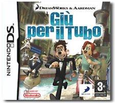 Giù Per il Tubo (Flushed Away) per Nintendo DS