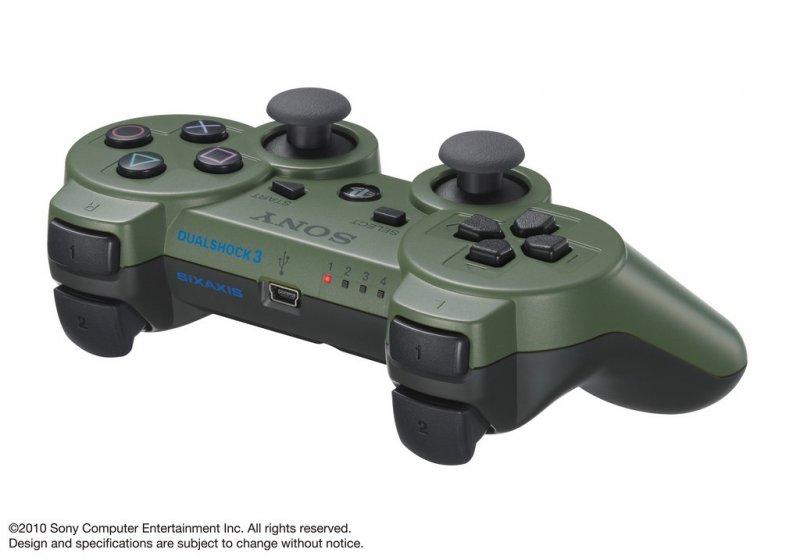 Sony annuncia un mitra per Move e un controller verde