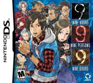 Nine Hours, Nine Persons, Nine Doors per Nintendo DS