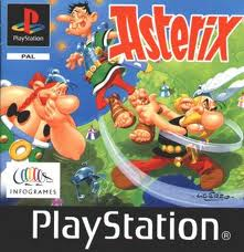 Asterix per PlayStation