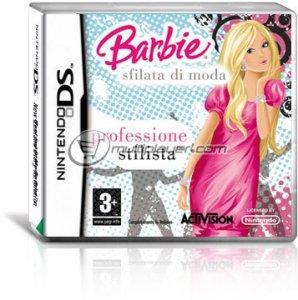Barbie Sfilata di Moda: Professione Stilista per Nintendo DS