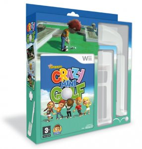 Crazy Mini Golf per Nintendo Wii