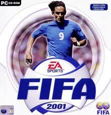 FIFA 2001 per PC Windows