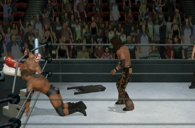 Il wrestling dal vero?