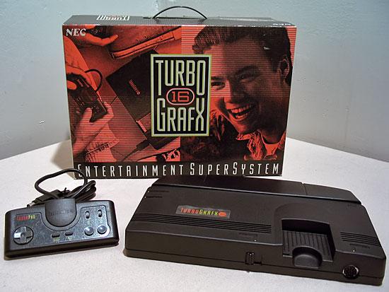 Il TurboGrafx-16 arriva su iOS