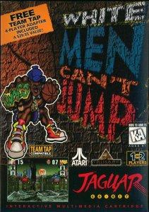 White Men Can't Jump per Atari Jaguar