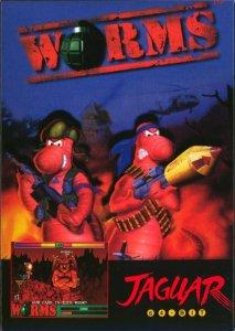 Worms per Atari Jaguar