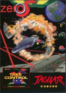 Zero 5 per Atari Jaguar