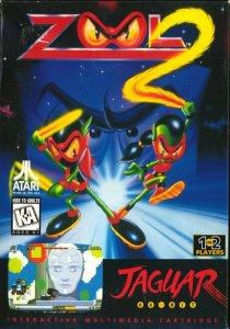 Zool 2 per Atari Jaguar