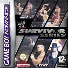 WWE Survivor Series per Game Boy Advance