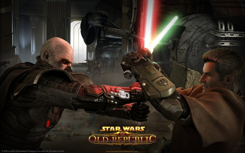 La rinascita dell'Impero in un video di Star Wars: The Old Republic