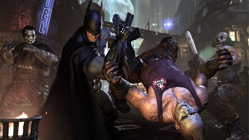 Trailer in italiano per Batman: Arkham City
