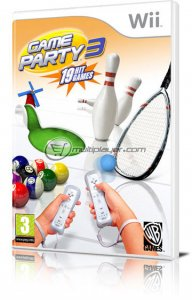 Game Party 3 per Nintendo Wii