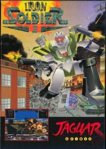 Iron Soldier 2 per Atari Jaguar