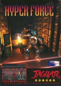 Hyper Force per Atari Jaguar