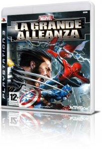 Marvel: La Grande Alleanza per PlayStation 3