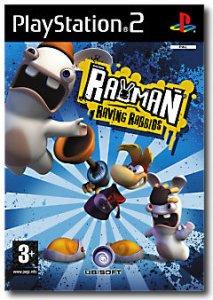 Rayman: Raving Rabbids per PlayStation 2