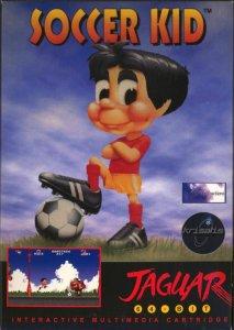 Soccer Kid per Atari Jaguar