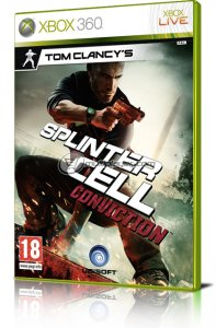Tom Clancy's Splinter Cell: Conviction per Xbox 360