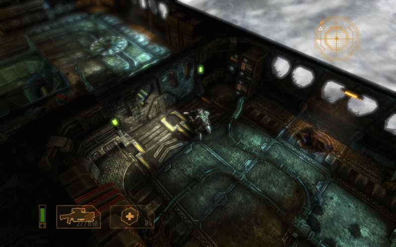 La Soluzione di Alien Breed 3: Descent