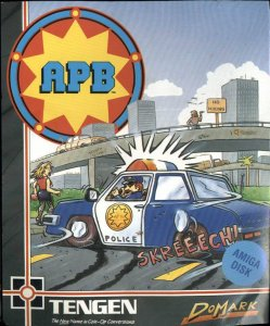 All Points Bulletin per Amiga