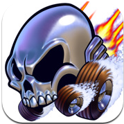 Trucks and Skulls per iPhone