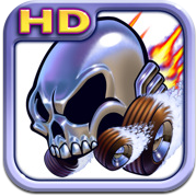 Trucks and Skulls per iPad
