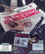 President Is Missing, The per Amiga