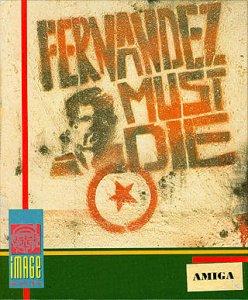 Fernandez Must Die per Amiga