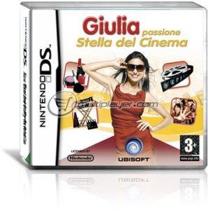 Giulia Passione Stella del Cinema per Nintendo DS
