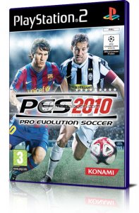 Pro Evolution Soccer 2010 (PES 2010) per PlayStation 2