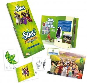 The Sims 3: Ambitions per PC Windows