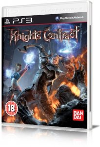 Knights Contract per PlayStation 3