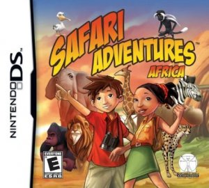 National Geographic: Safari Avventuroso in Africa per Nintendo DS