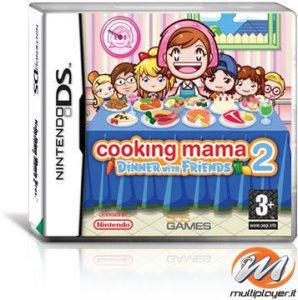 Cooking Mama 2: ai fornelli con gli amici per Nintendo DS
