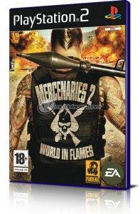 Mercenaries 2: Inferno di Fuoco per PlayStation 2