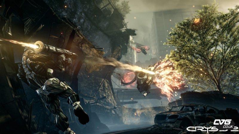 Da Crytek nuove immagini per Crysis 2