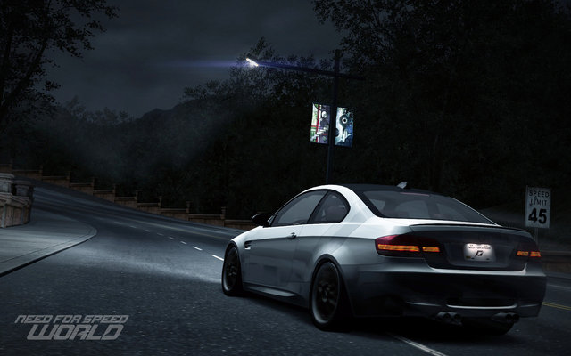 Need for Speed World aggiunge la modalità Team Escape