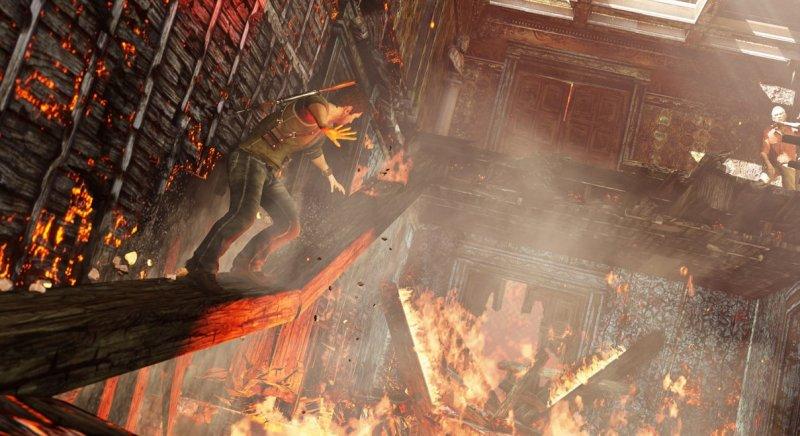 Ancora immagini e dettagli per Uncharted 3