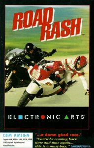 Road Rash per Amiga