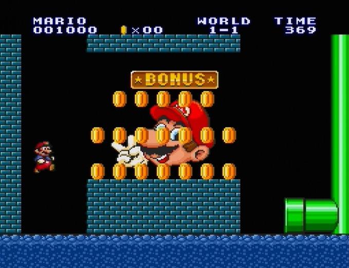 Buon Compleanno, Mario!