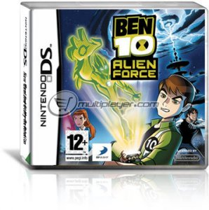 Ben 10: Alien Force - The Game per Nintendo DS